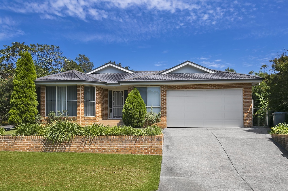 Immaculate four bedroom family home