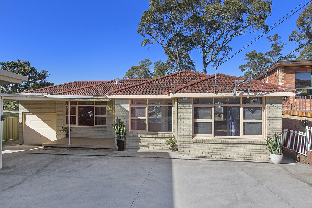 Four bedroom single level home