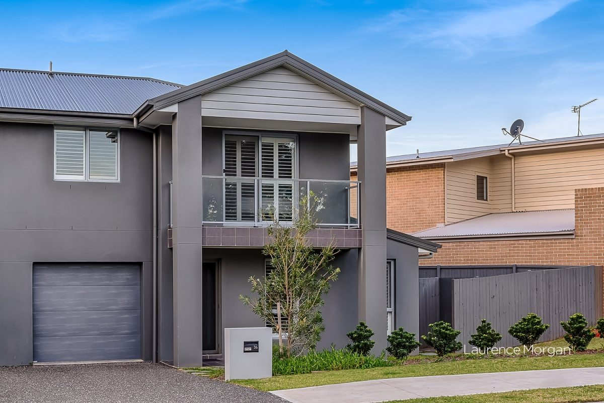 Stylish family home in premium location