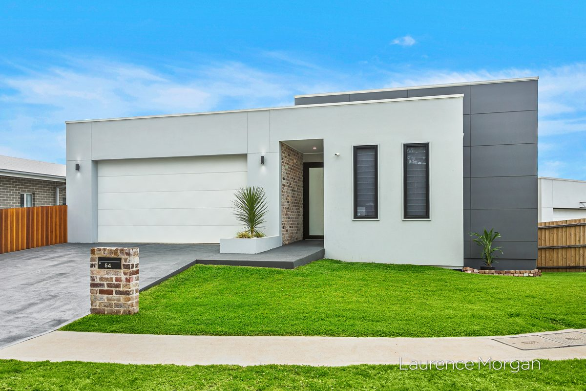 Architecturally designed family home