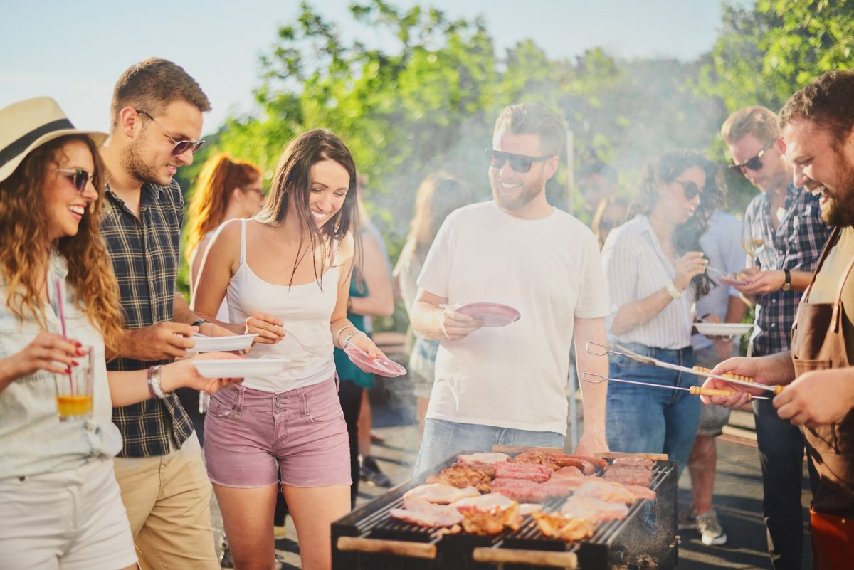 The best BBQ stories