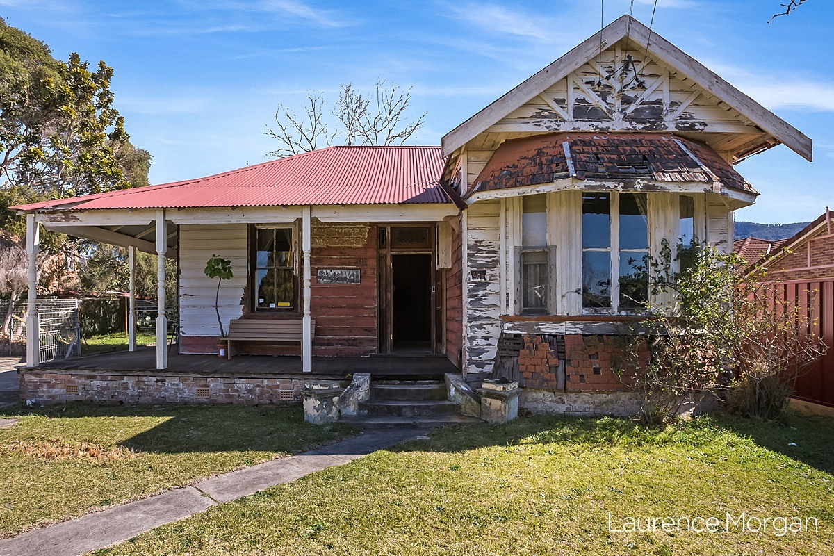 Heritage listed - Sea Croft House