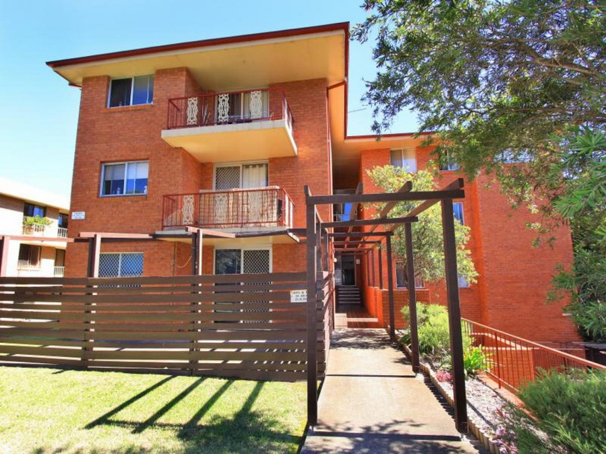 Centrally located ground floor apartment